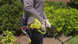 Video: 10 Amp Electric 18 IN. Attachment Capable String Trimmer