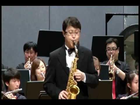 Piazzolla:Escualo(Sax and Wind Ensemble)