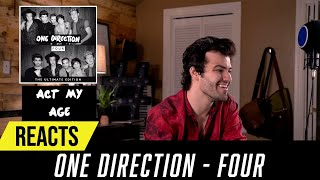 Producer Reacts to ENTIRE One Direction Album  - FOUR