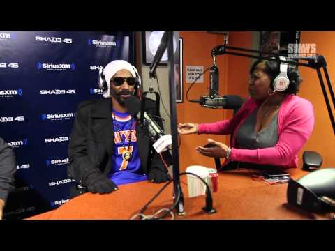 Snoop Lion and Heather B Freestyle Together on Sway in the Morning!
