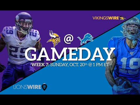 Detroit Lions Lose to Minnesota Vikings 42-30|| IS IT TIME TO HIT THE PANIC BUTTON