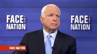"Sen. John McCain says Putin is a ""thug"" and ""killer"""