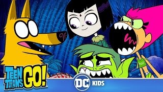 Teen Titans Go! | Wild Titans | DC Kids
