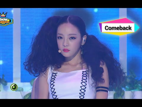KARA - MAMMA MIA, 카라 - 맘마미아, Show Champion 20140820