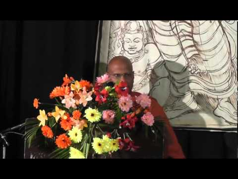 Leadership program in honor of Bhante Sujatha - Chief Sangha Patron of North America (2013)