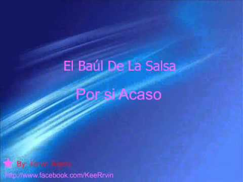 El Baul de la Salsa - Por si Acaso