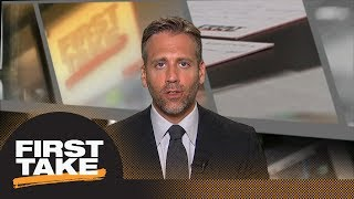 76ers and Trail Blazers possibilities for Kevin Love trade with Cavaliers | First Take | ESPN