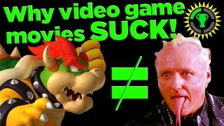 Game Theory: Why Video Game Movies SUCK!