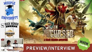 The Few and Cursed Board Game – Kickstarter Overview / Interview
