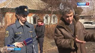 В редакцию Вестей-Омск обратились жильцы домов по улице Марьяновская