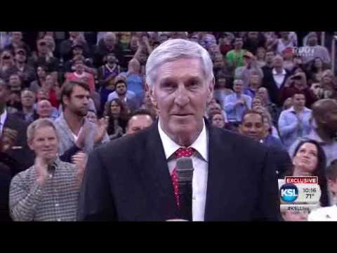 'I'm not scared': Legendary Jazz coach Jerry Sloan discusses difficult diagnosis