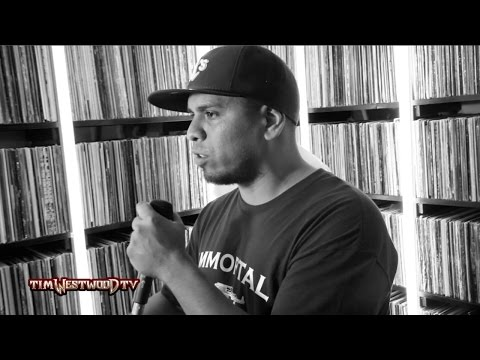 Immortal Technique, CF & Hasan Salaam Crib Session Freestyle On TimWestwoordTV