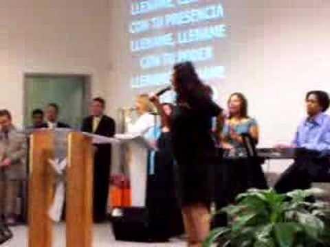 Templo Cristiano Espiritu De Dios Llena Mi Vida