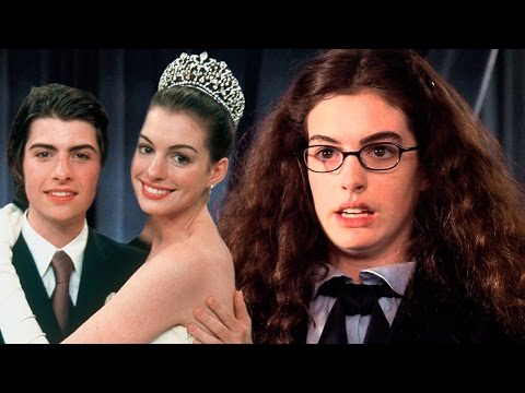 13 Datos desconocidos sobre The Princess Diaries