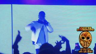 Big Sean Research LIVE at The International SOLD OUT EVENT