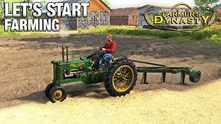 EXPANDING THE FARM | Farming Simulator 17 Platinum Edition