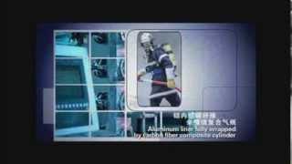 Транспортный баллон Airsoft 6,8л 4500psi с вентилем