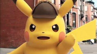 Live-Action Pokemon Movie To Focus On Detective Pikachu