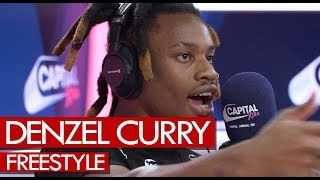 Denzel Curry freestyle! Goes hard on Scarface & Wu Tang beats (4K)