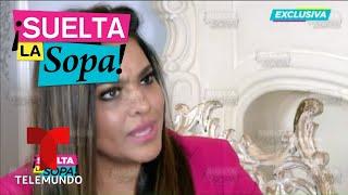 Mayeli Alonso denunció que Lupillo Rivera no paga 'child support' | Suelta La Sopa | Entretenimiento
