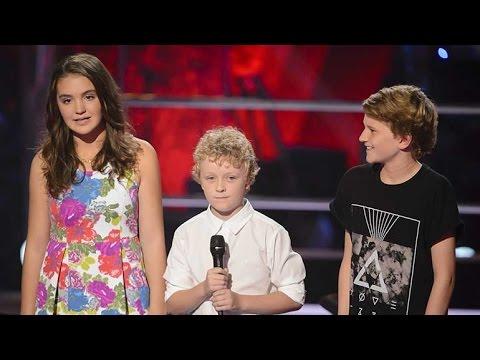 Baixar Martha, Reilly and Fletcher Sing Let Her Go | The Voice Kids Australia 2014