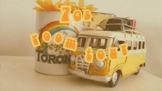 70's Room Tour