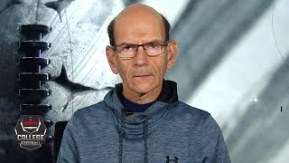 Paul Finebaum reacts to the College Football Playoff rankings | Rankings Reaction