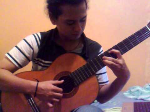 Bob esponja - Guitarra clasica