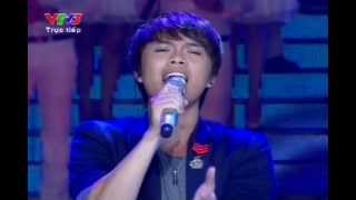 [HQ] Do Xuan Son - No Promises - The Voice of Vietnam - Liveshow 1 round