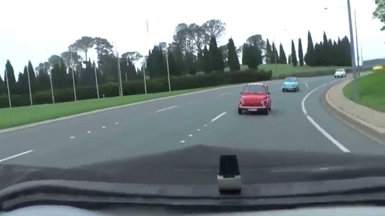 Fiat 500s at Autoitalia Canberra