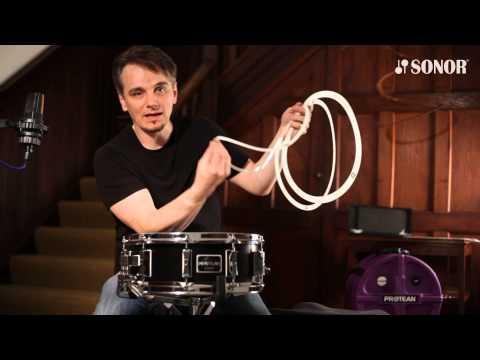 SONOR presents: GAVIN HARRISON Protean Signature Snare Drum