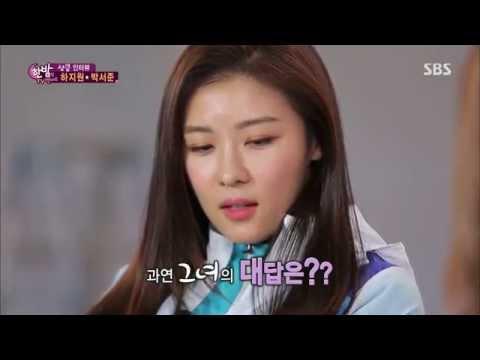 [2015.02.11] Ha Ji Won - SBS One Night TV Entertainment