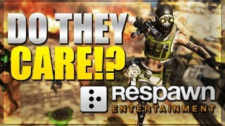 WHAT ARE RESPAWN ENTERTAINMENT DOING!? APEX LEGENDS IS DYING..
