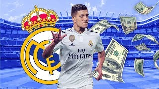 Why did Real Madrid spend so much money on Luka Jovic? - Oh My Goal