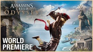 Assassin's Creed Odyssey - E3 2018 Reveal Trailer
