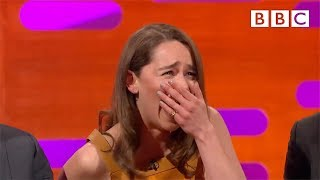 Emilia Clarke on her Game of Thrones husband - The Graham Norton Show: Episode 11 - BBC One