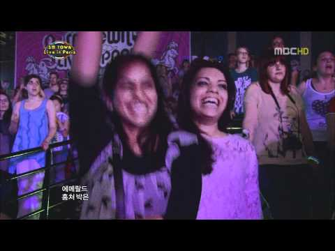[HD] [LIVE] 110703 MBC SMTOWN Live in Paris @ f(x) - NU ABO + Danger [2/2]