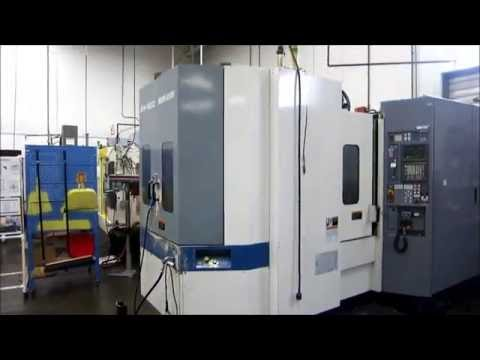 Mori Seiki SH500 CNC Horizontal Machining Center Online Auction at www.machinesused.com