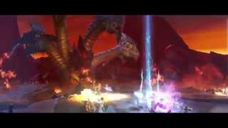 Tiamat rises in Neverwinter