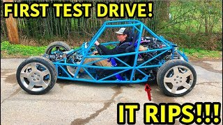 Turning A Salvaged Car Into A Street Legal Race Car Part 9