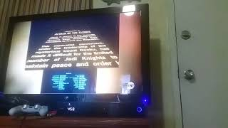 Lucasfilm Ltd/Star Wars Episode II: Attack Of The Clones Opening Crawl Scene