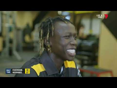 Channel 7 VFL's feature on Bior Malual