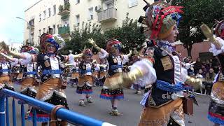 Los Colegas, ganadores del desfile de 2018