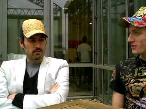 Morten Hake interviews Paul Janka.