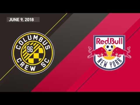 Columbus Crew vs NY Red Bulls
