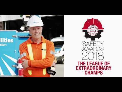 VIDEO: TSSA Safety Award Winner 2018 - Utilities Kingston