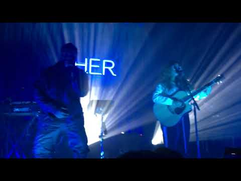 H.E.R. - Best Part live in Toronto