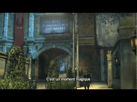Les coulisses de Dishonored, partie 4 : Finalisation - YouTube