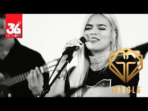 Karol G - Hello Live | YouTube Space Miami