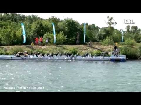 DromeArdecheTV - Valence Triathlon Filles 2014
